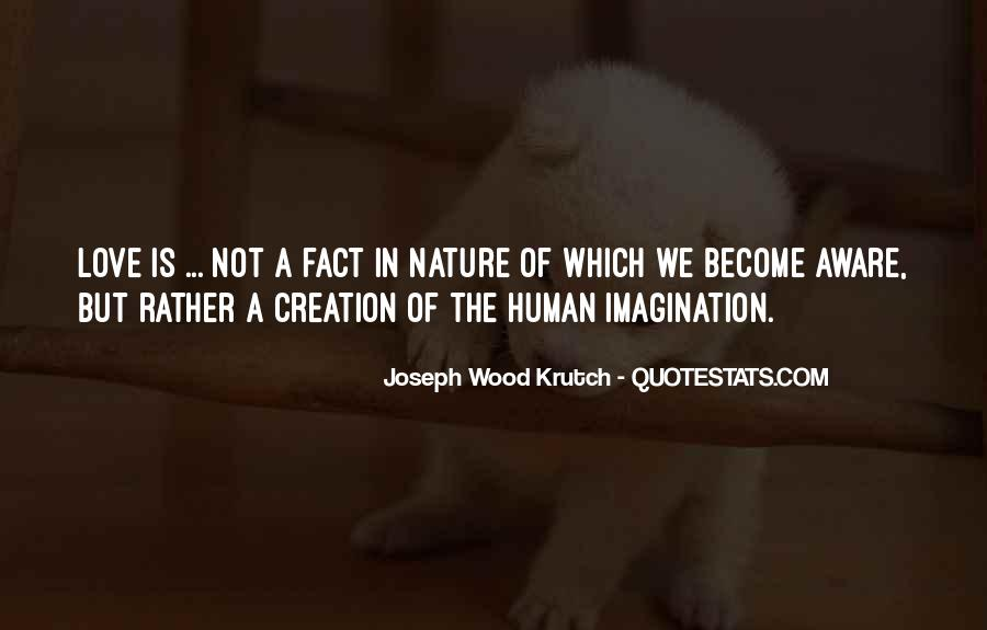 Quotes About Imagination Love #465166