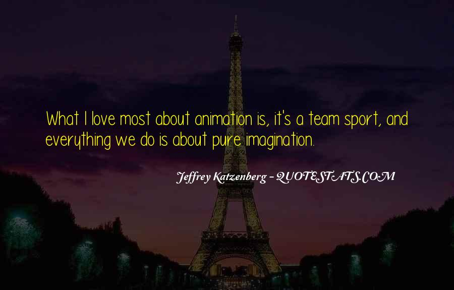 Quotes About Imagination Love #499951