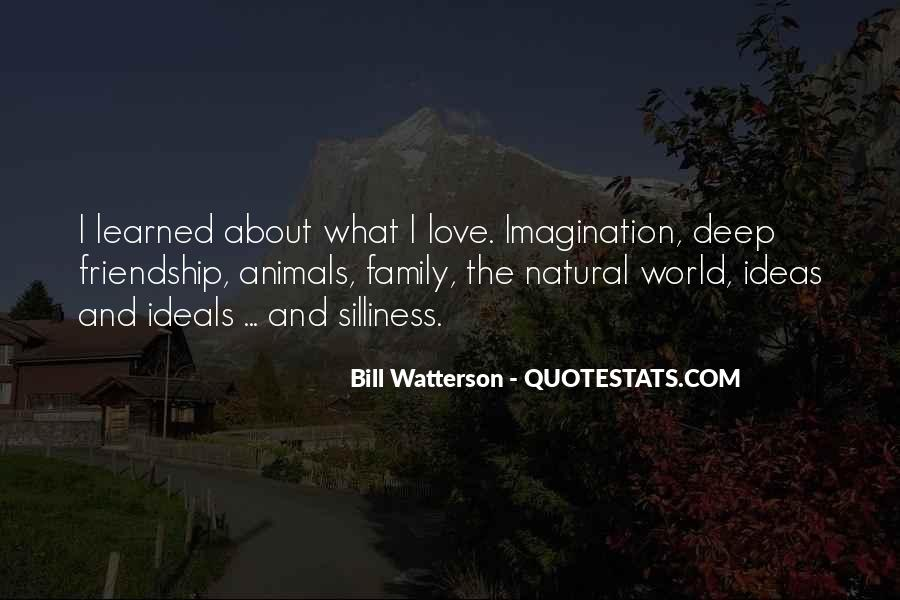 Quotes About Imagination Love #500006