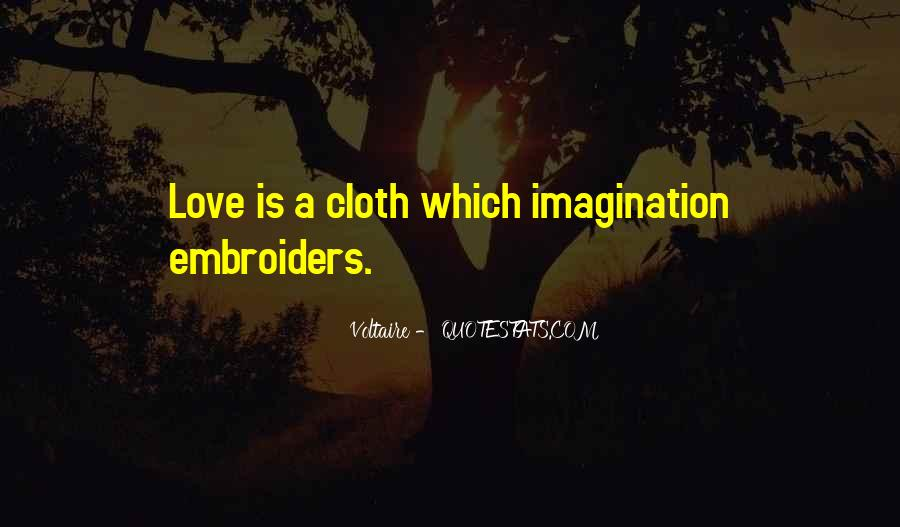 Quotes About Imagination Love #512645