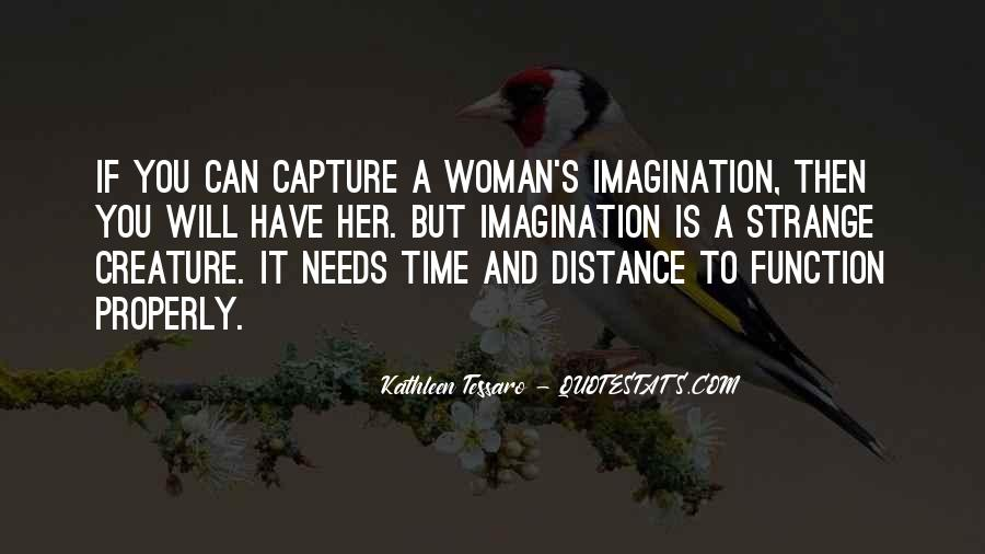 Quotes About Imagination Love #65084