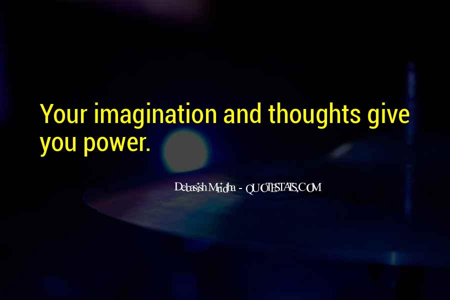 Quotes About Imagination Love #71657
