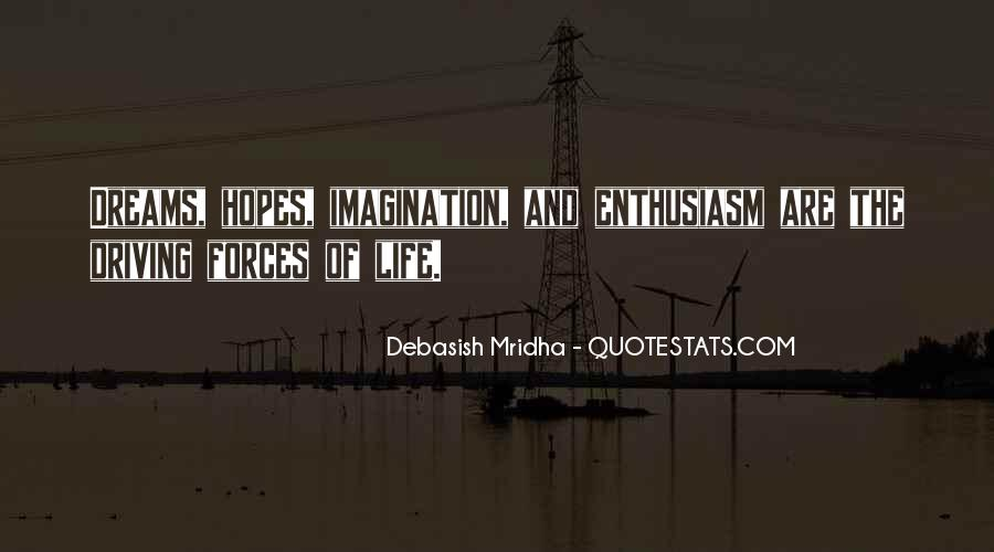 Quotes About Imagination Love #95144
