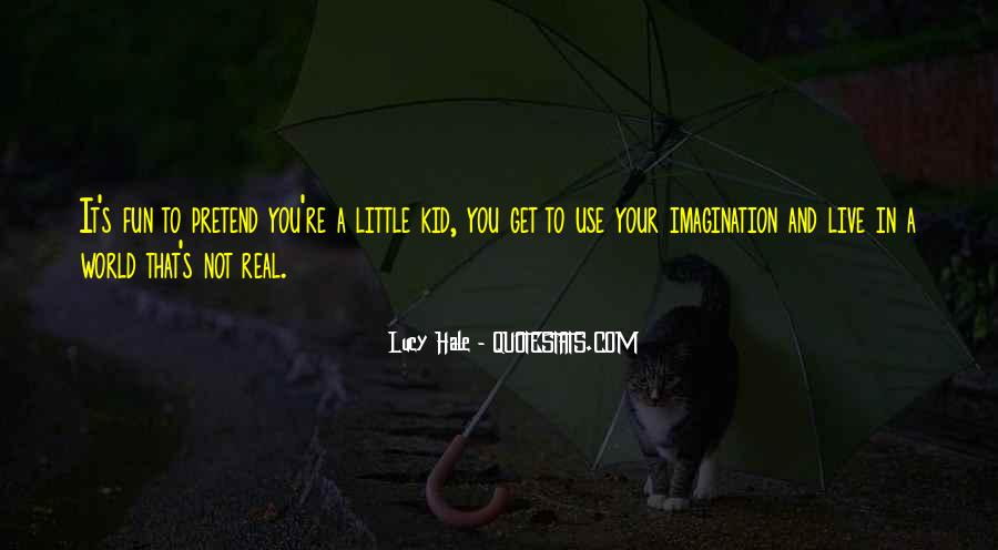 Quotes About Imagination For Kids #610228