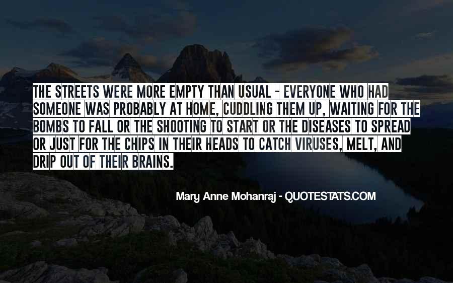 Empty Heads Quotes #104466