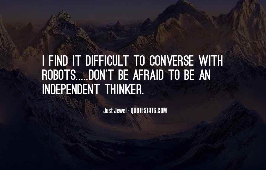Empty Heads Quotes #1672090