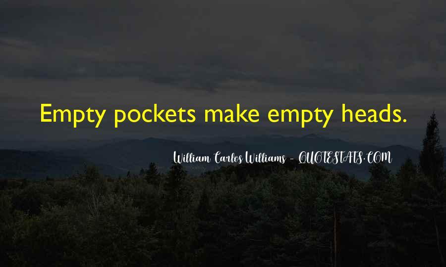 Empty Heads Quotes #923213