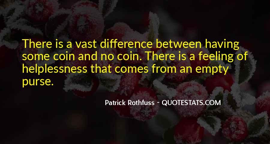 Empty Pocket Quotes #427894