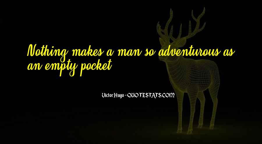 Empty Pocket Quotes #966090