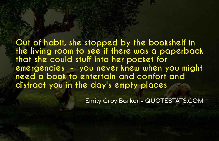 Empty Pocket Quotes #967500