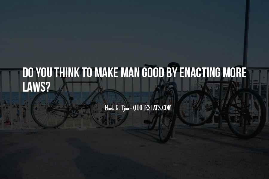 Enacting Quotes #1380734