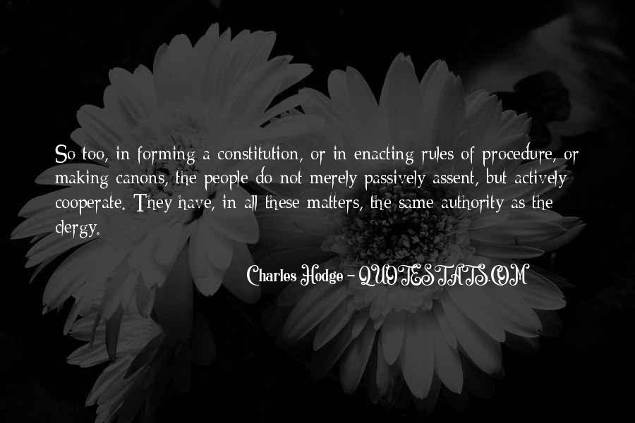 Enacting Quotes #379684