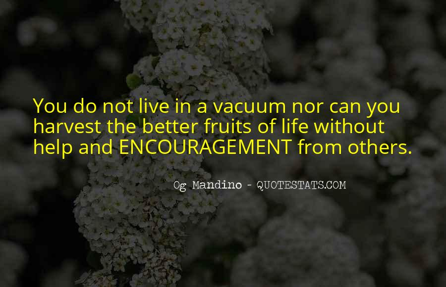 Encouragement For Life Quotes #527828