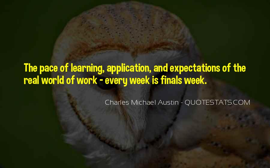 End Of Finals Week Quotes #446737