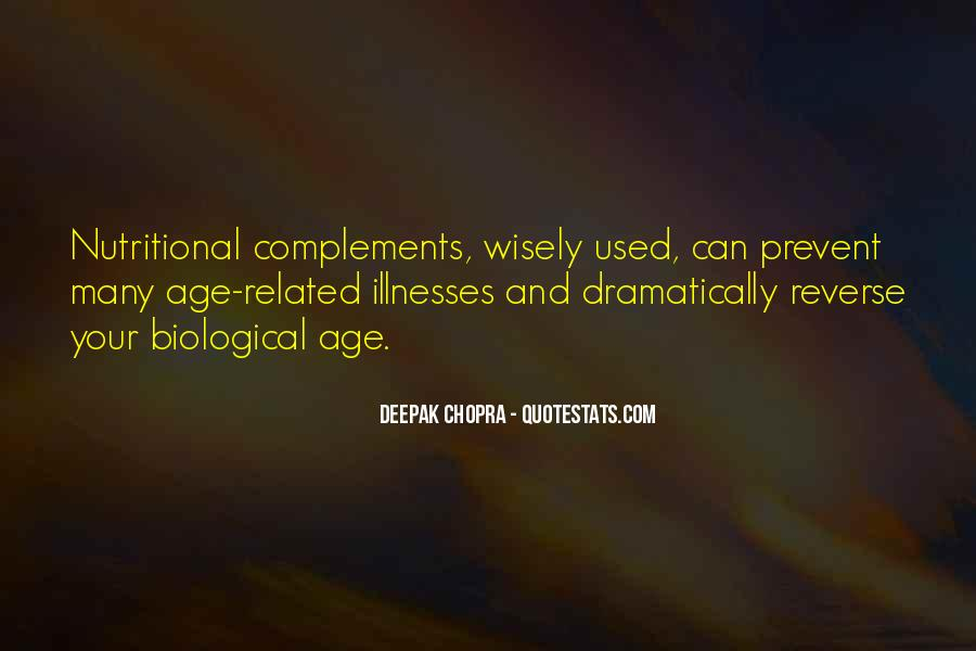 Quotes About Illnesses #1025569
