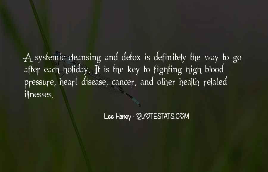 Quotes About Illnesses #1077412