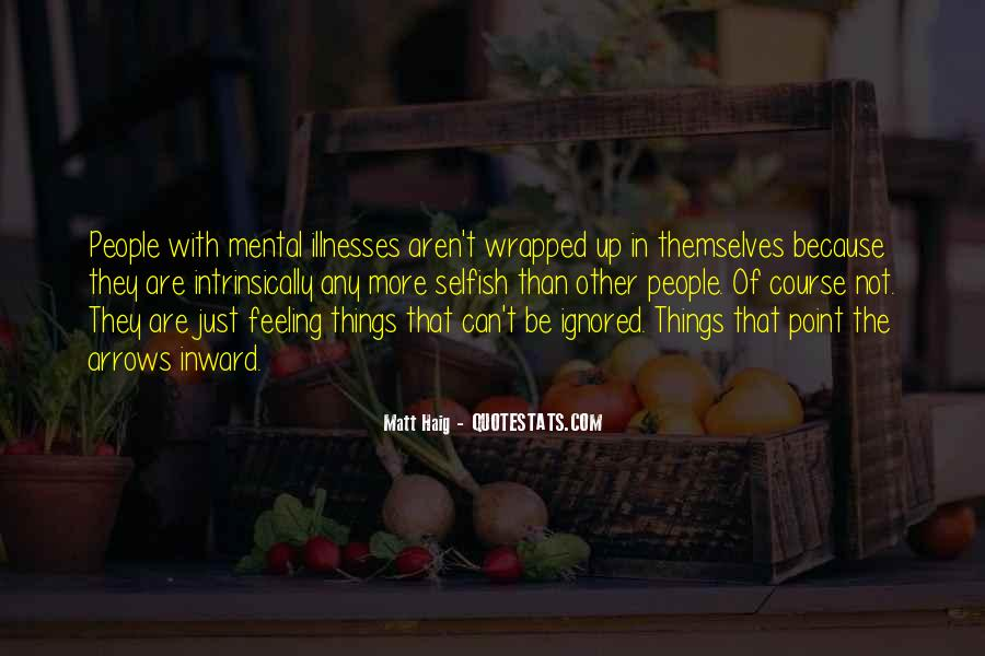 Quotes About Illnesses #132955