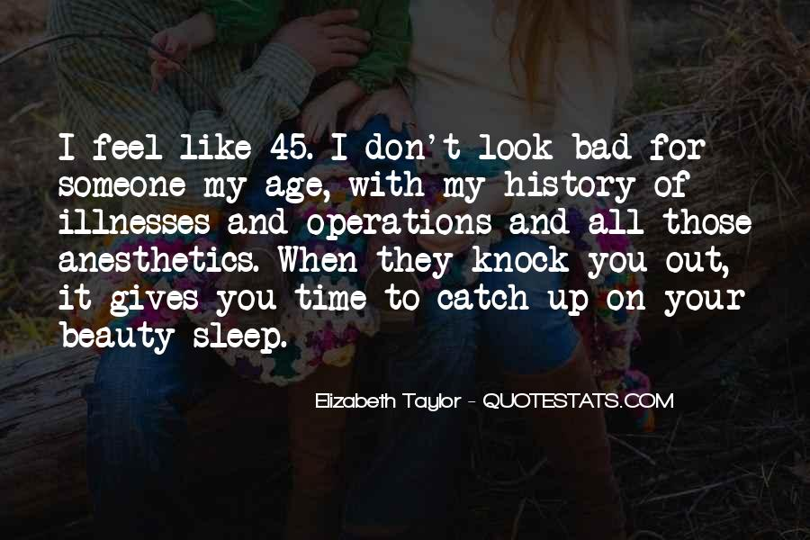 Quotes About Illnesses #145538