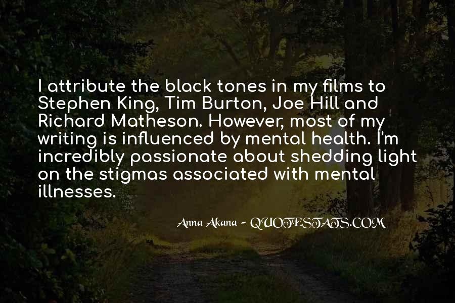 Quotes About Illnesses #427962