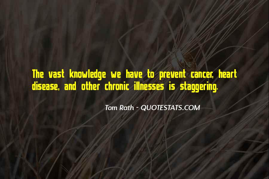 Quotes About Illnesses #431149
