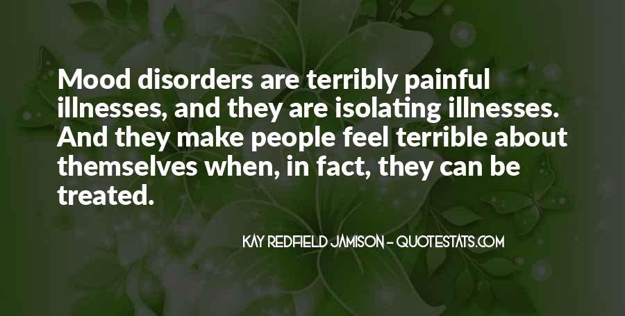 Quotes About Illnesses #470628