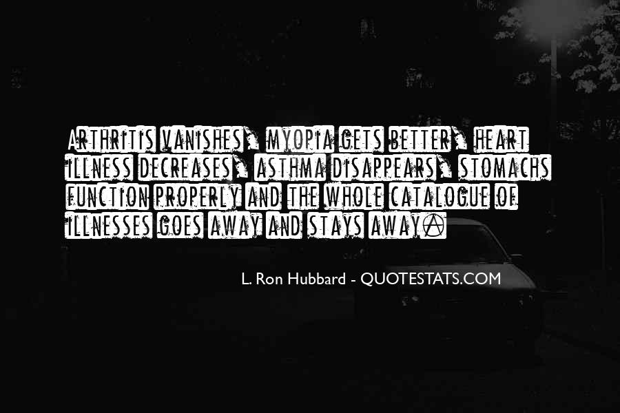 Quotes About Illnesses #540708