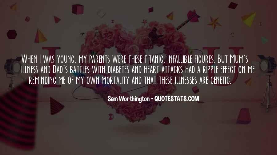 Quotes About Illnesses #608492