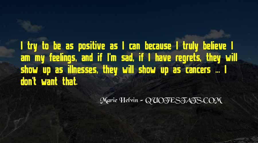 Quotes About Illnesses #663825