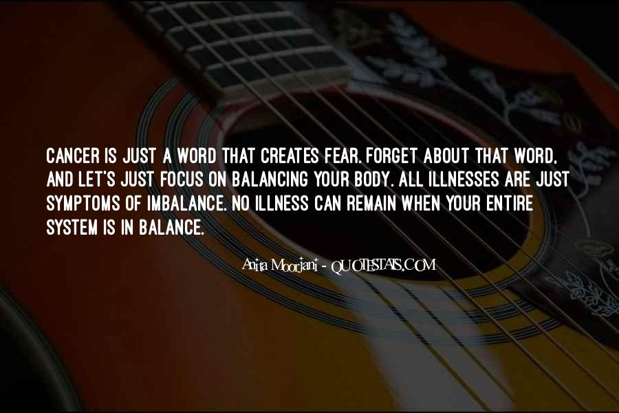 Quotes About Illnesses #667344