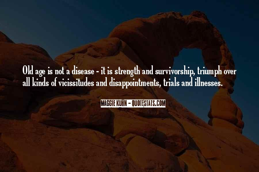 Quotes About Illnesses #826154