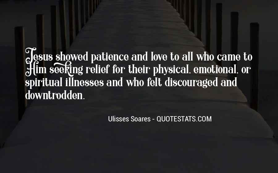 Quotes About Illnesses #87546
