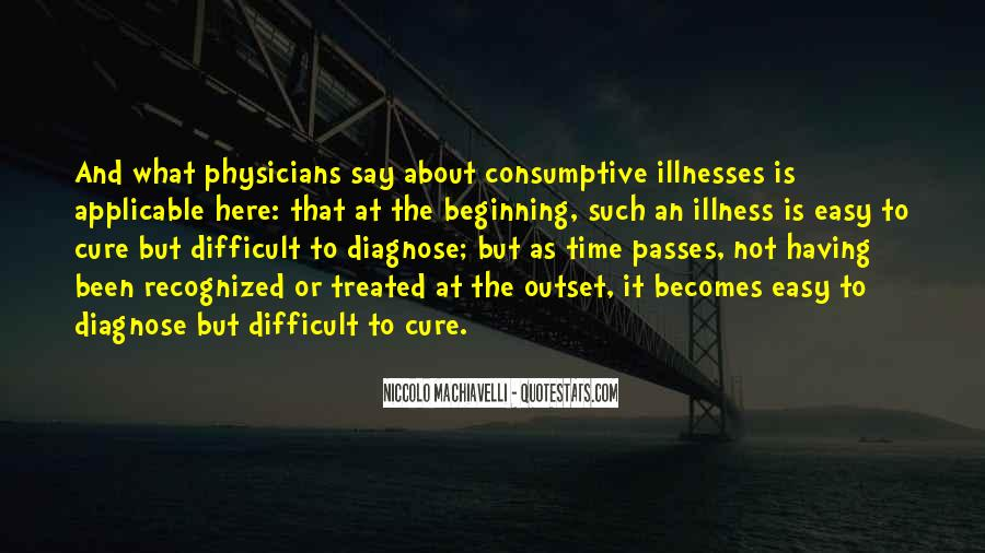 Quotes About Illnesses #954717