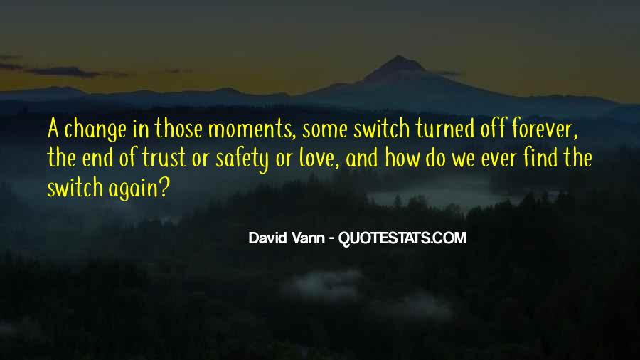 End Of Love Quotes #14819