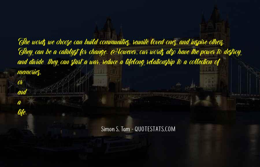 End Of Love Quotes #194971