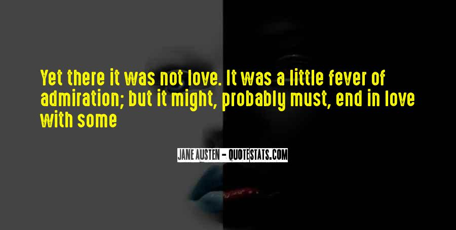 End Of Love Quotes #42369