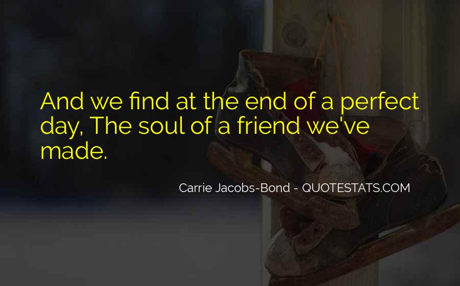 End Of Our Friendship Quotes #244518