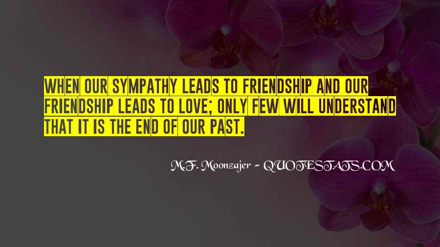 End Of Our Love Quotes #1817015
