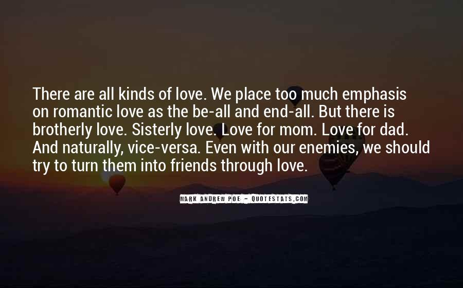 End Of Our Love Quotes #264424