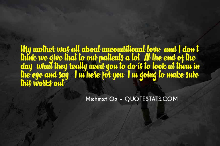 End Of Our Love Quotes #289211