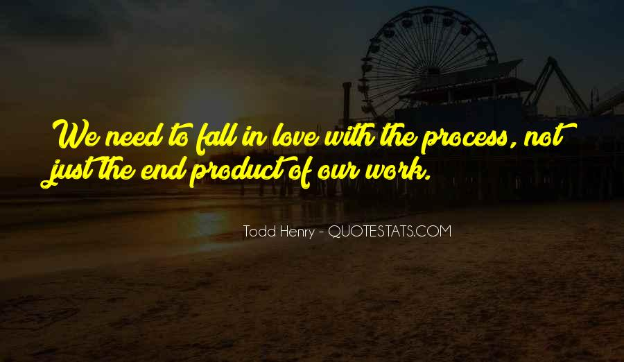 End Of Our Love Quotes #432861