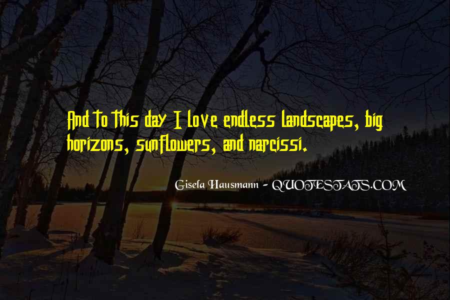 Endless Horizons Quotes #480752