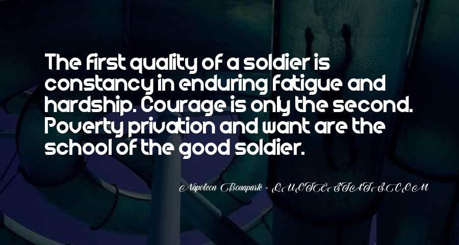 Enduring Hardship Quotes #364776