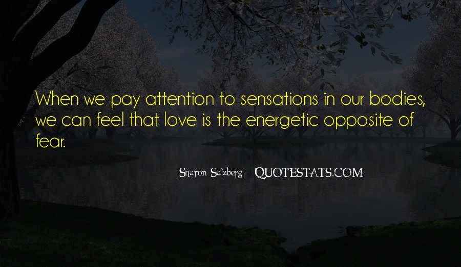 Energetic Love Quotes #1115222