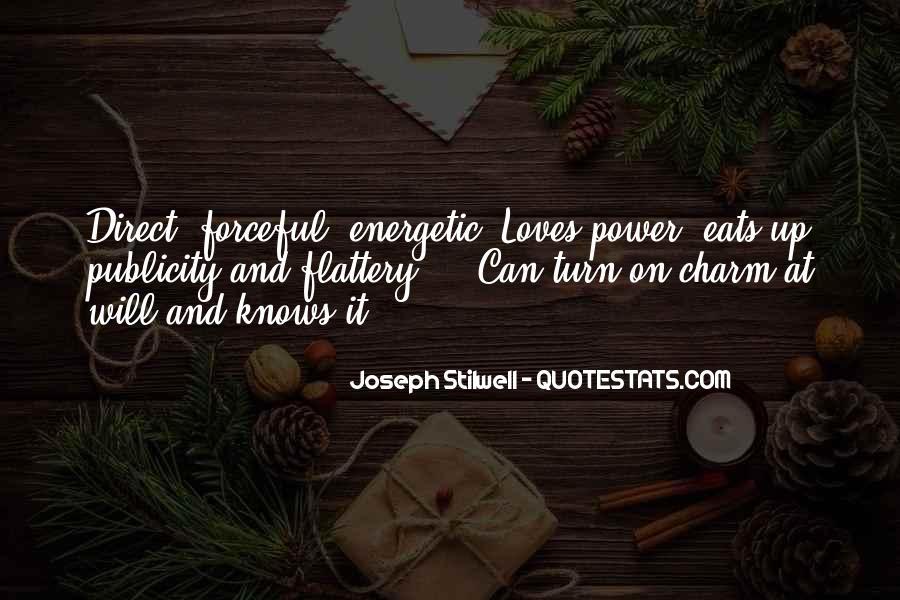 Energetic Love Quotes #154893