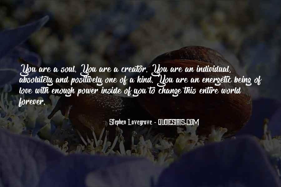 Energetic Love Quotes #165915