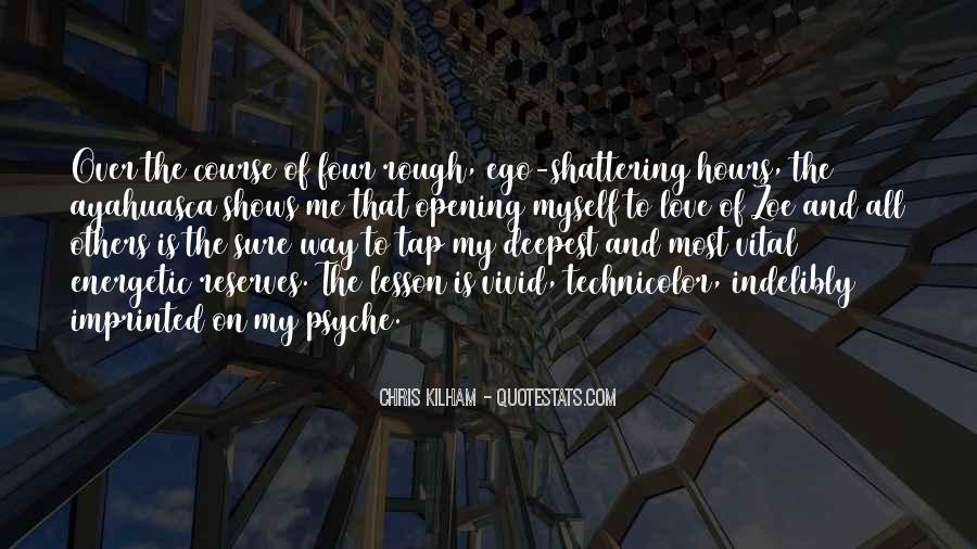 Energetic Love Quotes #603343