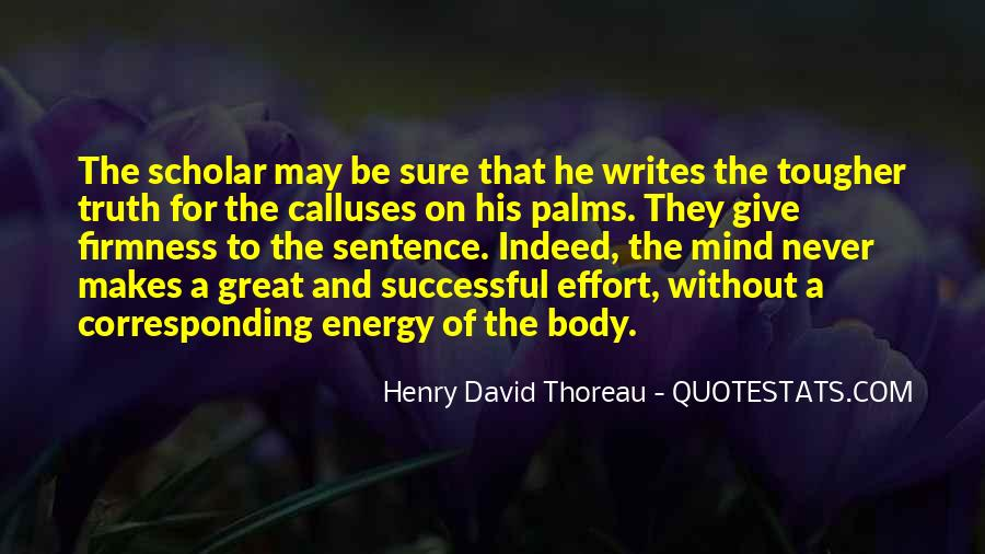 Energy And Effort Quotes #149435
