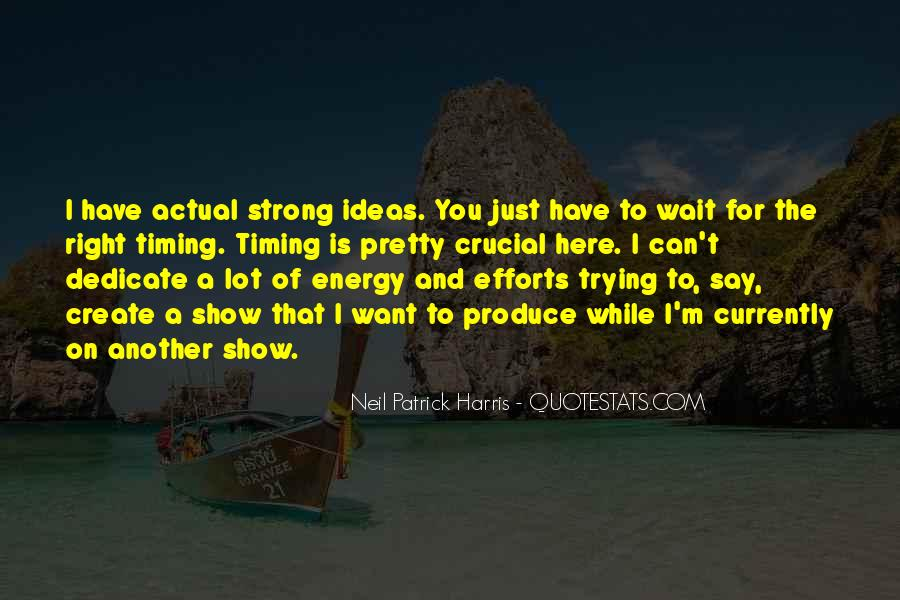 Energy And Effort Quotes #1760241