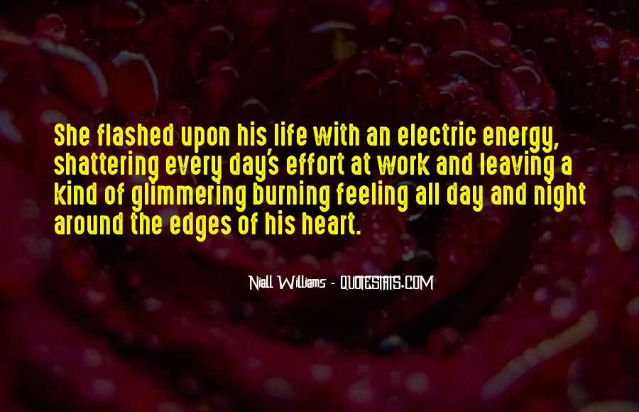 Energy And Effort Quotes #1836351