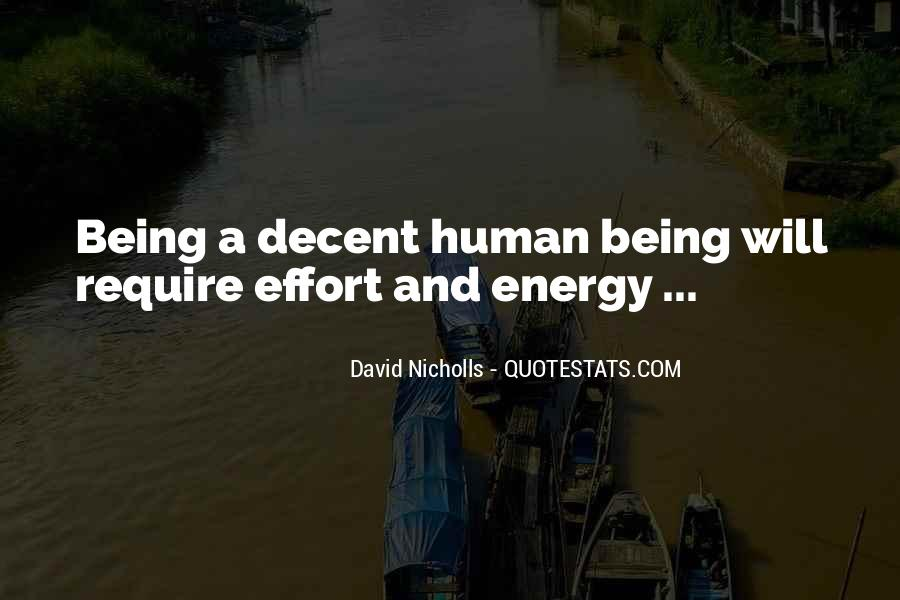 Energy And Effort Quotes #743104